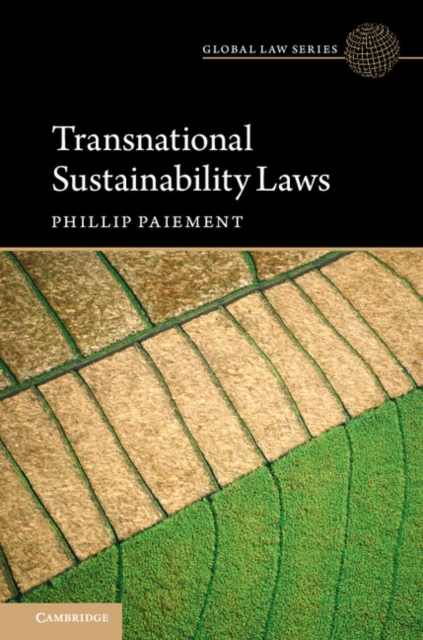 Transnational Sustainability Laws bruce feibel j complying with the global investment performance standards gips