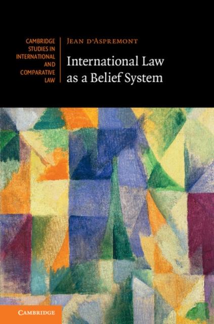 International Law as a Belief System international law documents