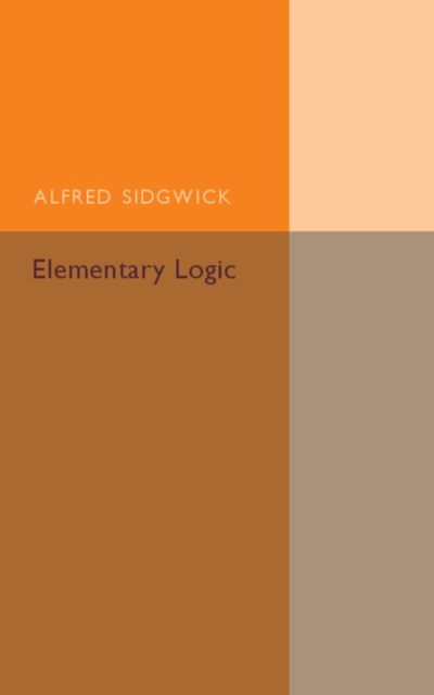 Elementary Logic the cultural logic of computation