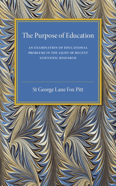 The Purpose of Education history of progress of education in madras city 1854 1947