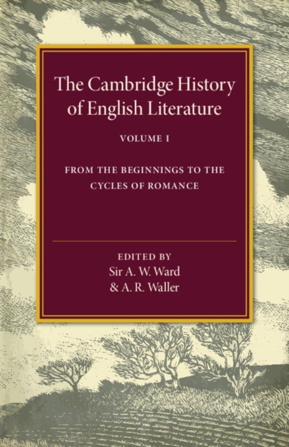 The Cambridge History of English Literature contemporary writers of the english literature комплект из 3 книг