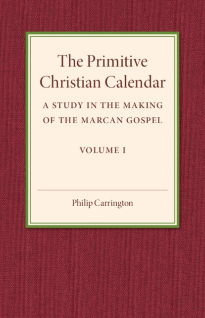 The Primitive Christian Calendar the law of god an introduction to orthodox christianity на английском языке