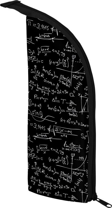 Berlingo Пенал мягкий MathsPM04905Пенал мягкий Berlingo Maths в форме стакана удобно поставить на стол и использовать в качестве подставки для школьных канцелярских принадлежностей. Пенал прекрасно держит форму, закрывается на молнию.Поставляется без наполнения.