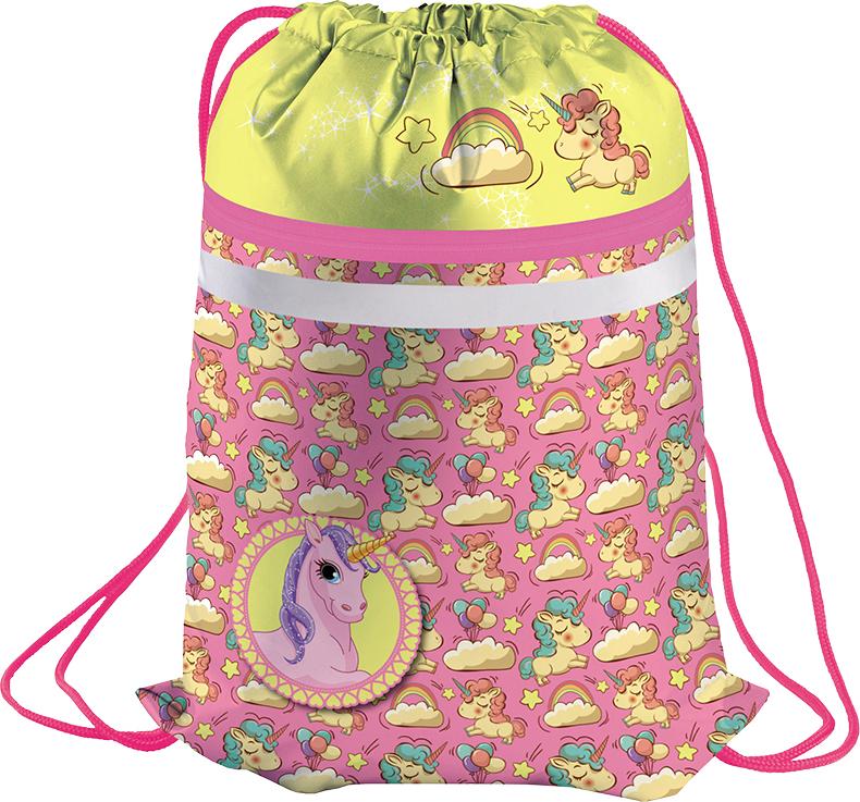 Berlingo Мешок для обуви Unicorn - Ранцы и рюкзаки