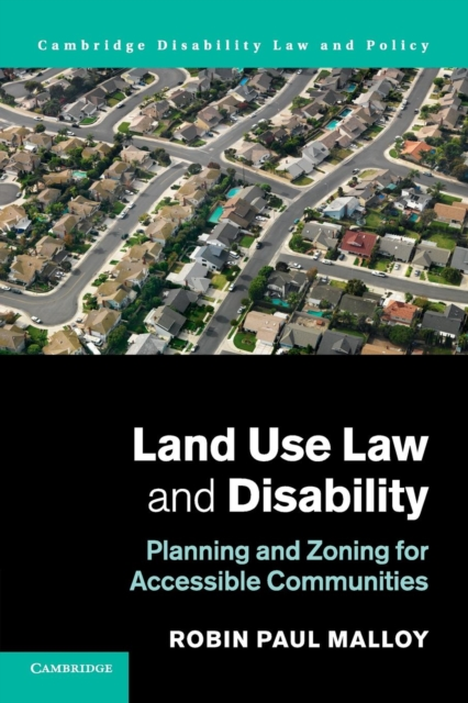Land Use Law and Disability human rights and people with disability