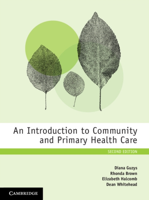 An Introduction to Community and Primary Health Care jim hone applied population and community ecology the case of feral pigs in australia