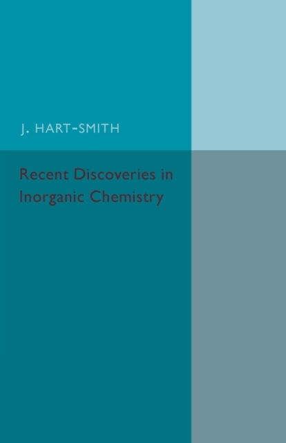 Recent Discoveries in Inorganic Chemistry investigatory projects in chemistry