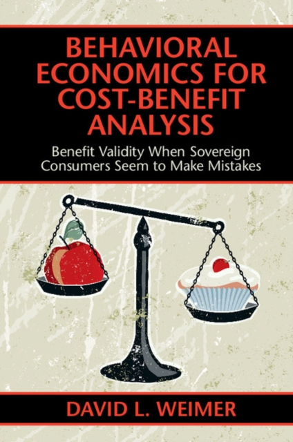 Behavioral Economics for Cost-Benefit Analysis discounting