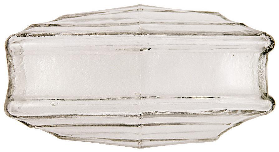 все цены на Декоративный плафон-кирпич. Белое стекло. Россия, начало XX века