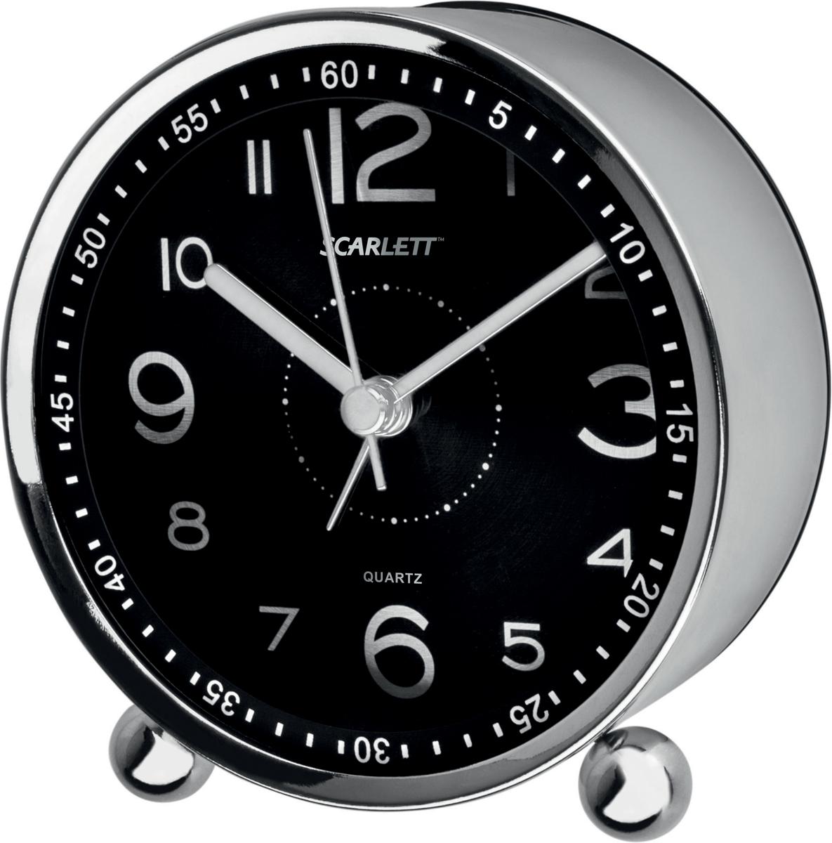 Scarlett SC-AC1005B будильник