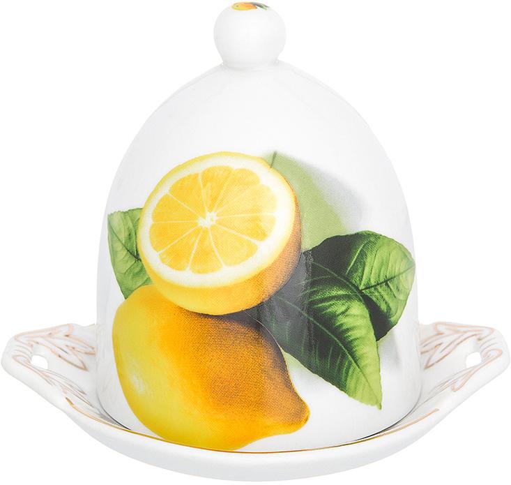 Лимонница Elan Gallery Лимоны, 13 х 10,5 х 11 см181094Оригинальная подставка под лимон понравится любой хозяйке. Яркая посуда подарит настроение и уют, привнесет разнообразие в приготовление ваших любимых блюд и сервировку семейного стола.