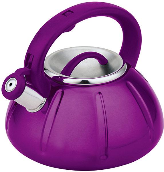 Чайник EuroStal, со свистком, 3 л. ESK-3017ESK-3017Чайник со свистком 3,0 литра .Изготовлен из высококачественной нержавеющей сталиЧайник оснащен эргономичной ручкой и свисткомПодходит для всех видов плитМожно мыть в посудомоечной машине.