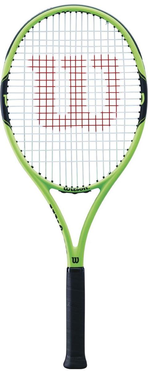 Ракетка теннисная Wilson Milos 100 Tns Rkt W/O Cvr 3WRT30040U3Milos 100 - это идеальный баланс контроля и мощи в каждом ударе, подходящий любому теннисисту. Яркий дизайн не оставит вас незамеченным на теннисном корте.
