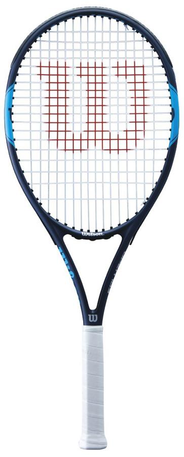 Ракетка теннисная Wilson Monfils Open 103 Tns Rkt W/O Cvr 2WRT30650U2ракетка Monfils Open 103 представлена технологиями Double Hole Technology и Stable Shaft Technology для большей мощности и стабильности.