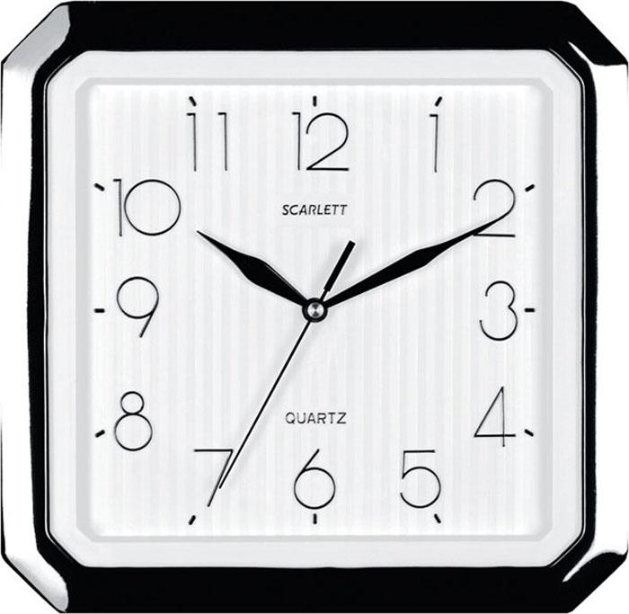 Scarlett SC-52G часы настенные цена 2017