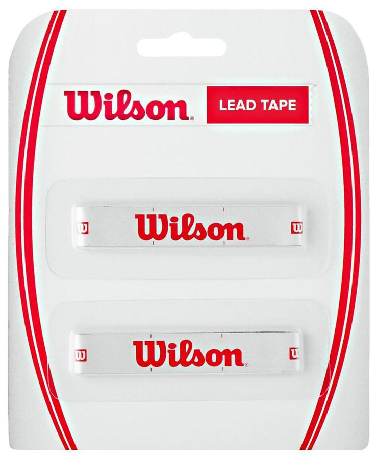 """Утяжелитель """"Wilson"""" позволяет настроить ракетку, добавляя вес для большей мощности и стабильности. Кроме того, добавляя вес вы сможете улучшить производительность своей игры, а также ракетка будет соответствовать вашему стилю. На ленте четко обозначены деления для простого применения. Это означает, что вы самостоятельно сможете применять ленту для равномерного нанесения.   В наборе 2 утяжелителя.  Вес: 20 г."""