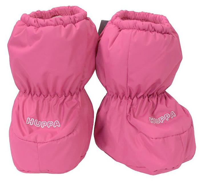 Пинетки Huppa Nummy, цвет: светло-розовый. 87060000-80003. Размер универсальный huppa пинетки для девочки huppa