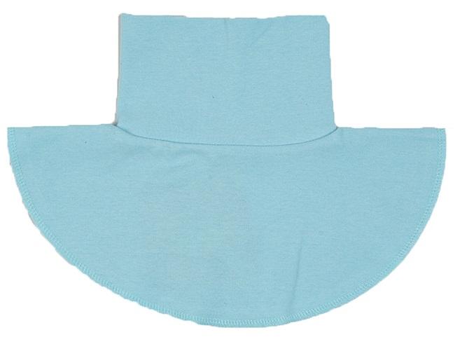 Манишка детская Huppa Kenny, цвет: светло-синий. 8601BASE-006. Размер S (47/49)8601BASE-006Яркая флисовая манишка Kenny защитит от ветра и холода вашего ребенка во время прогулок. Это не только прекрасная защита от холода, но и модный аксессуар. Удобство в ношении и комфорт, так как в отличии от обычного шарфа, манишка не сползет во время ношения.