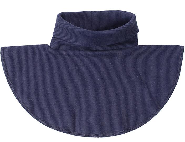Манишка детская Huppa Kenny, цвет: темно-синий. 8601BASE-00086. Размер L (55/57)8601BASE-00086Яркая флисовая манишка Kenny защитит от ветра и холода вашего ребенка во время прогулок. Это не только прекрасная защита от холода, но и модный аксессуар. Удобство в ношении и комфорт, так как в отличии от обычного шарфа, манишка не сползет во время ношения.