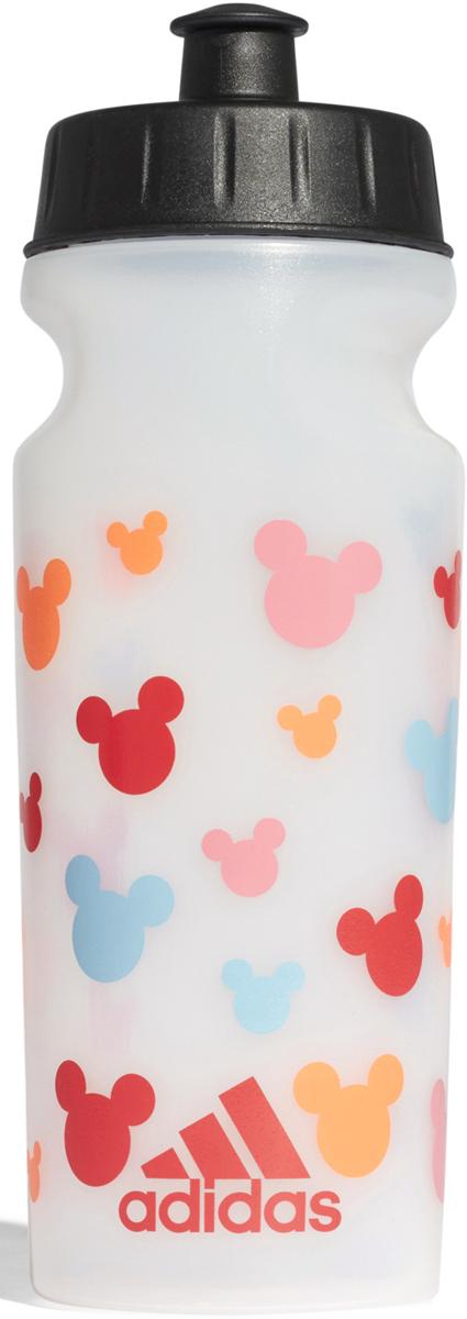 Бутылка для воды Adidas Disney Bottle, цвет: серый, 500 млCE5551Экологически чистая бутылка для фанаток Диснея. Эта яркая бутылочка для воды порадует маленьких принцесс. Удобное широкое горлышко дополнено откручивающейся крышкой с функциональным клапаном. Модель не содержит бисфенол А, и ее можно мыть в посудомоечной машине. Яркий принт в стиле Микки Мауса. Откручивающаяся крышка с функциональным клапаном. Эргономичная форма. Можно мыть в посудомоечной машине (максимальная температура 60°С). Не содержит бисфенол А. Тисненая мерная шкала, стильный принт. Объем: 500 мл. Подходит к большинству холдеров.