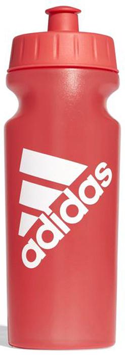 Бутылка для воды Adidas Perf Bottl, цвет: коралловый, 500 млCD6279Употребление достаточного количества жидкости — важная часть спортивного режима. Благодаря эргономичной форме эту бутылку удобно носить в руках. Модель украшена логотипом Adidas. Подходит к большинству велосипедных холдеров. Не содержит бисфенол А.