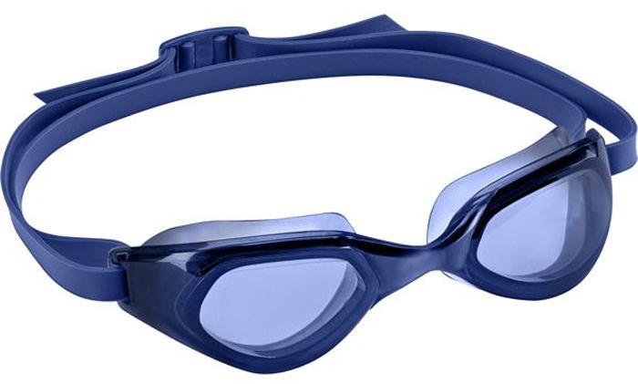Очки для плавания Adidas Persistar CMF, цвет: синийBR1111Плавательные очки Adidas Performance Persistar для тренировок в бассейне с комфортом.Удобная посадка с широким углом обзора.Носовая перегородка легко регулируется для дополнительного комфорта.Двойной ремешок также регулируется для удобной посадки.