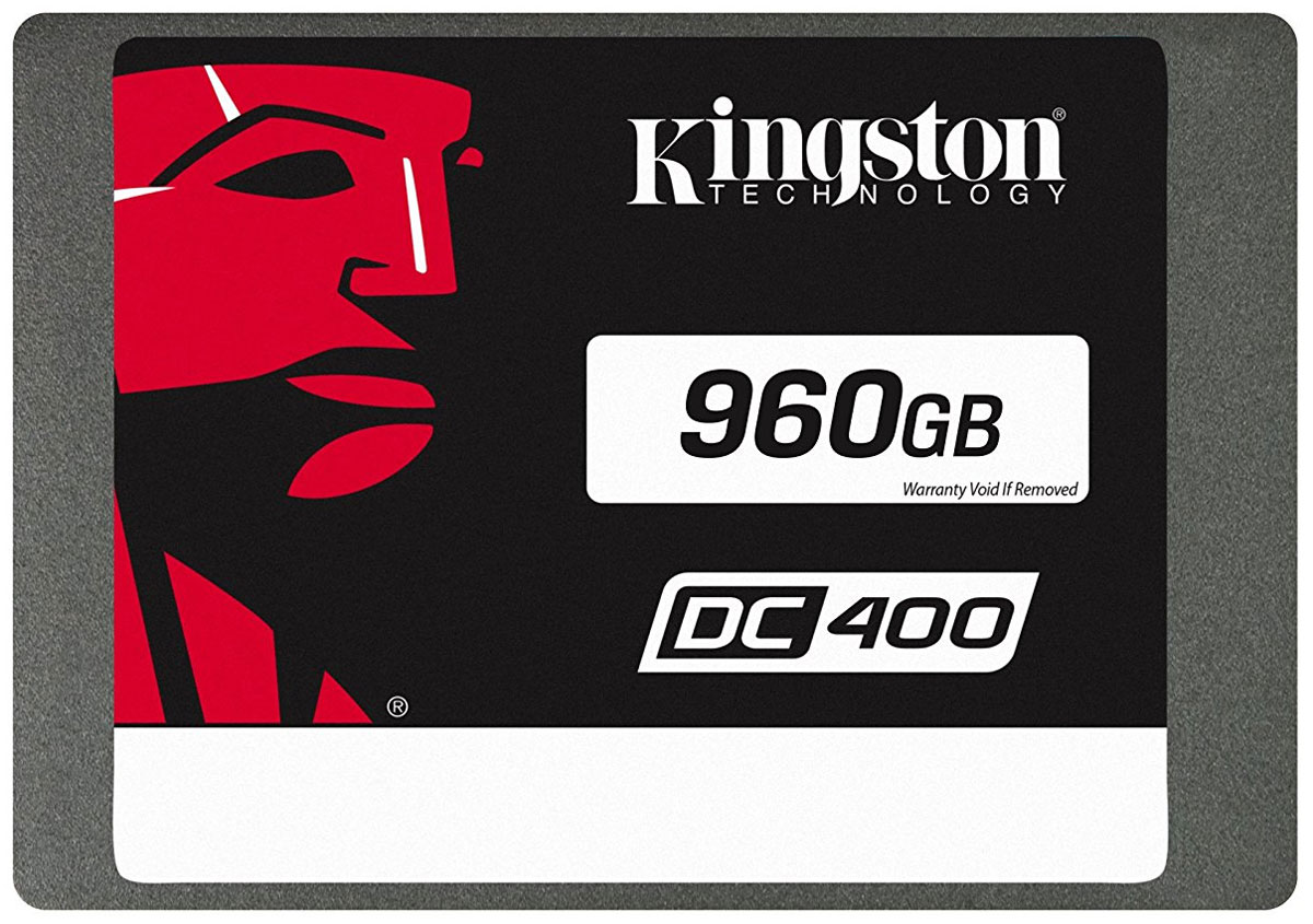Kingston DC400 960GB SSD-накопитель (SEDC400S37/960G)