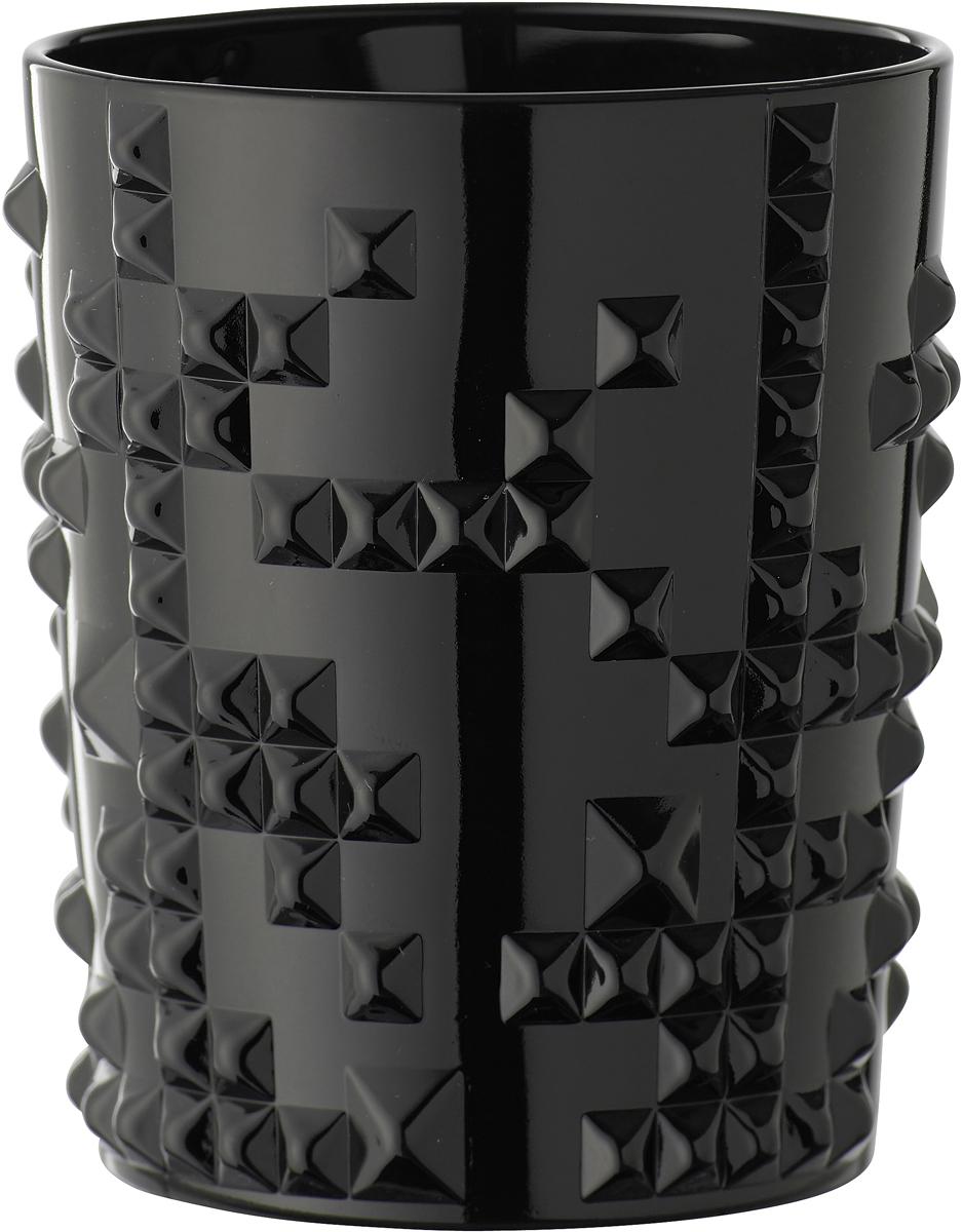 Стакан Nachtmann Punk, цвет: черный, 348 мл100055Стакан Nachtmann Punk привлекает внимание классическим сдержанным дизайном и идеальноподходит для коктейлей, соков и безалкогольных напитков. Изысканный хрусталь послужитукрашением бара и будет великолепно смотреться на праздничном столе. Поставляется вподарочной упаковке.Высота: 10,2 см