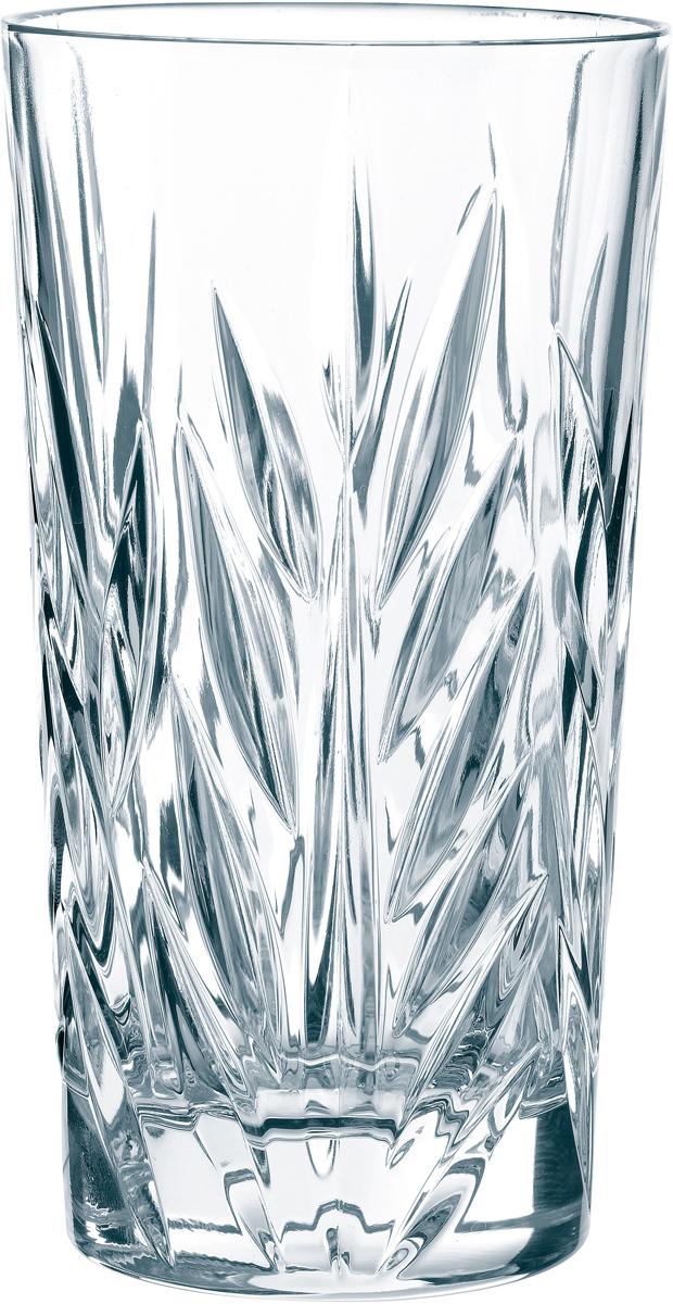 Набор стаканов Nachtmann Imperial, 380 мл, 4 шт93429Набор Nachtmann Imperial, выполненный из прозрачного бессвинцового хрусталя с узором,состоит из четырех стаканов. Рельефная поверхность стакана приятно ощущается в руке. Такойнабор подойдет и для каждодневного использования и украсит праздничный стол.