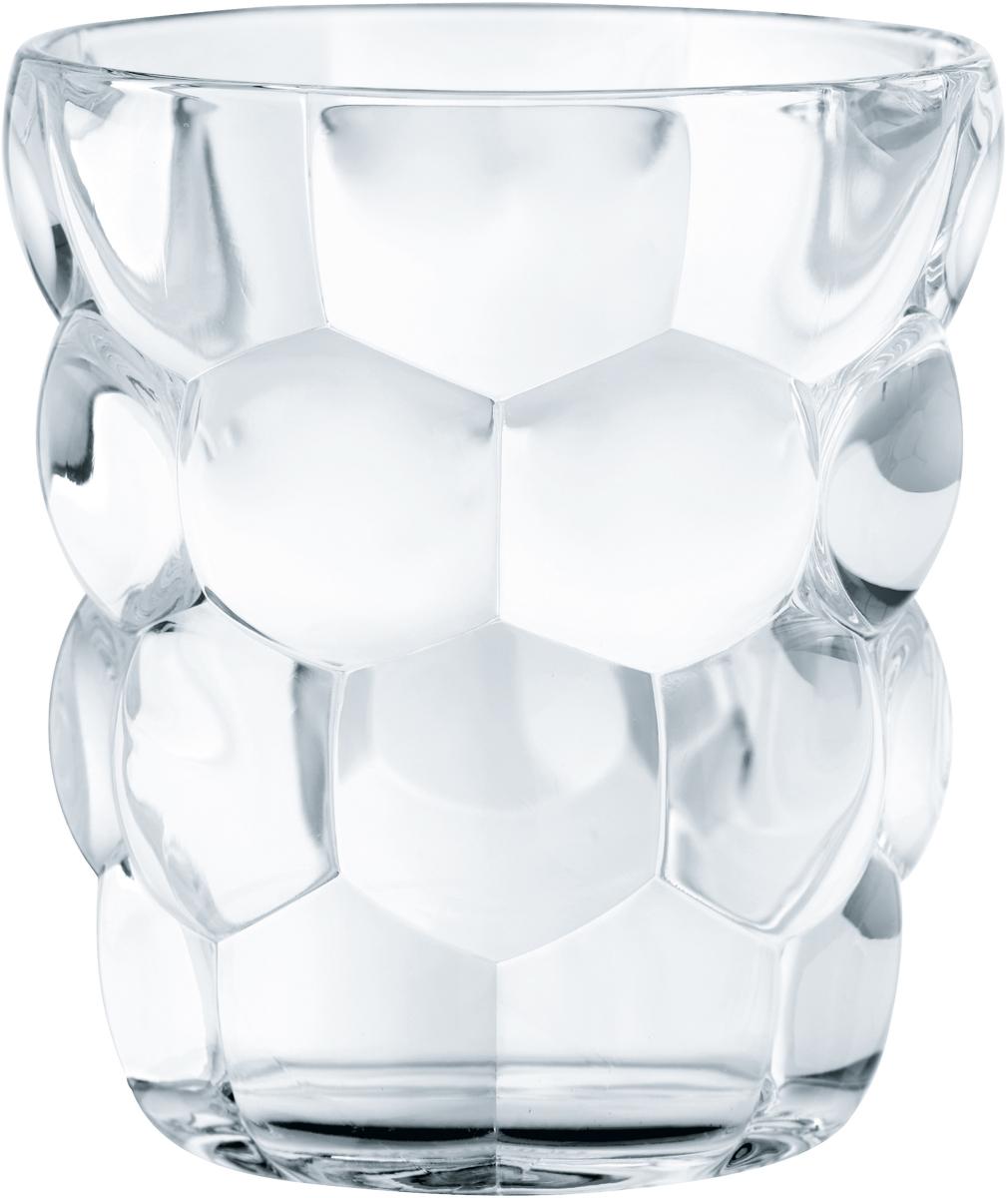 Набор стаканов Nachtmann Bubbles, 315 мл, 4 шт99531Набор Nachtmann Bubbles, выполненный из прозрачного бессвинцового хрусталя сузором пузырьки, состоит из четырех стаканов. Рельефная поверхность стакана приятноощущается в руке. Такой набор подойдет и для каждодневного использования и украситпраздничный стол.
