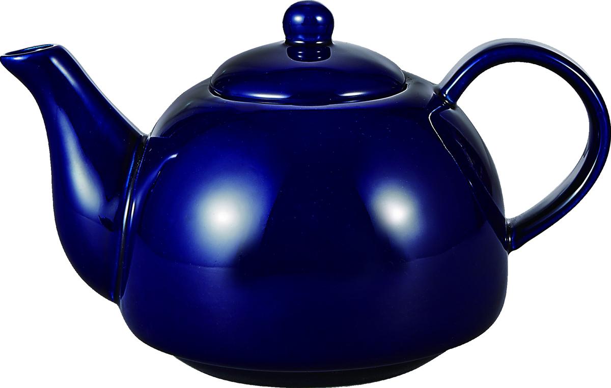 Чайник заварочный Elrington Глазурь, 750 мл. FJH-090719-A18FJH-090719-A18Глазурь. Синий, ЧАЙНИКИ, чайник 750мл, упаковка - цвет.бокс