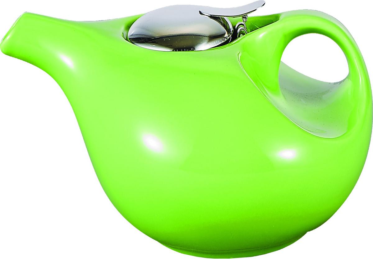 Чайник заварочный Elrington Глазурь, 850 мл. FJH-10451-A155FJH-10451-A155Глазурь. Фисташковый, ЧАЙНИКИ, чайник 850мл, упаковка - цвет.бокс
