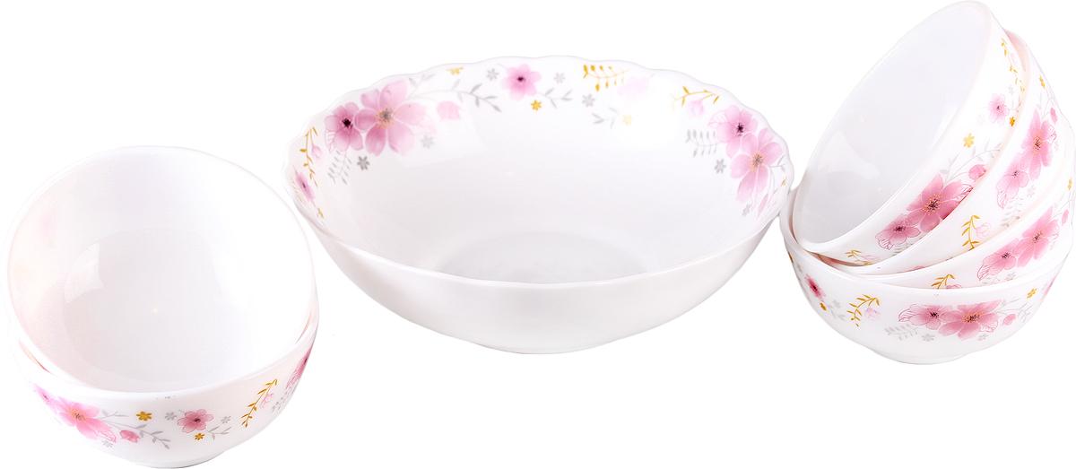 Набор столовой посуды Olaff Алькор, 7 предметов supra набор посуды из 5 предметов