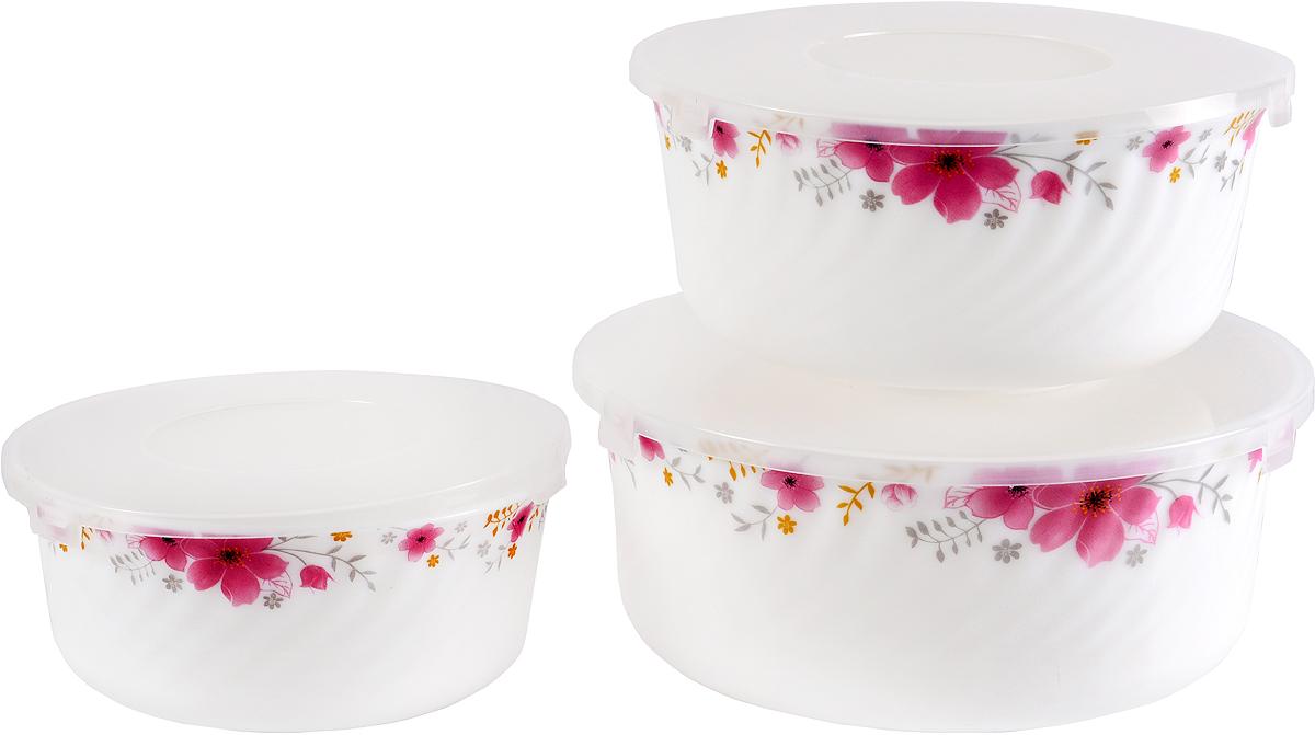 Набор столовой посуды Olaff Алькор, 3 предмета салатник набор 6шт 600 мл ens салатник набор 6шт 600 мл