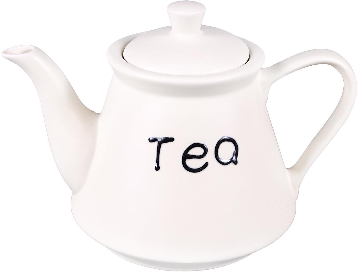 Чайник заварочный Elrington Суфле, 1,1 л. LF-270F-4868LF-270F-4868Заварочный чайник Elrington изготовлен из высококачественной керамики. Изделие прекрасно подходит для заваривания вкусного и ароматного чая, а также травяных настоев. Интересный дизайн сделает чайник настоящим украшением стола.