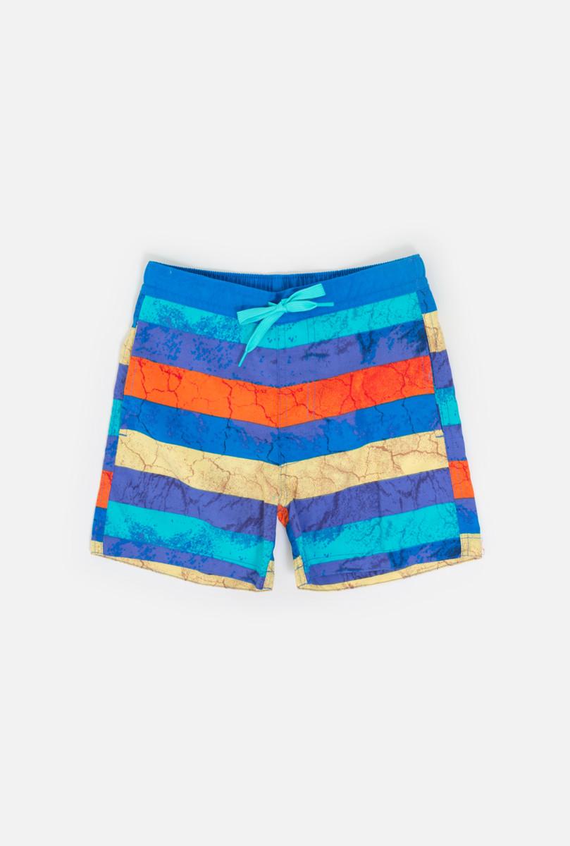Купальные шорты для мальчика infinity KIDS Glenn, цвет: синий, голубой. 32124750004_8000. Размер 122/128 шорты для плавания infinity kids