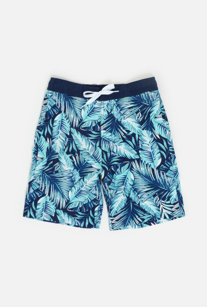 Купальные шорты для мальчика infinity KIDS Treksler, цвет: синий. 32114750006_8000. Размер 134/140 шорты для плавания infinity kids