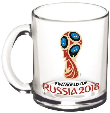 Кружка FIFA Лукэндфил, 320 млN7639Кружка с изображением эмблемы чемпионата мира по футболу 2018. Станет отличным подарком близким, друзьям или просто коллегам по работе.