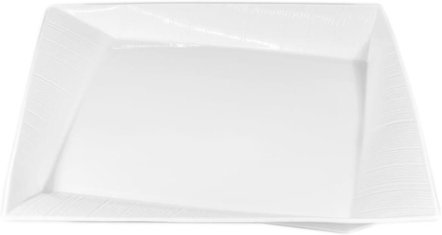 Блюдо Narumi, квадратное, 33 х 33 смРП-50180-3430Блюдо Narumi станет прекрасным украшением праздничного стола.Блюдо выполнено из высококачественного фарфора.Посуда имеет оригинальные формы, которые выделяют его среди продукции других фабрик.Изделие является оригинальным. После совершения примерно 70 ручных рабочих операций каждый предмет проходит процесс финальногоконтроля, при котором особенно тщательно проверяется его качество как целого изделия.Блюдо можно мыть в посудомоечной машине.