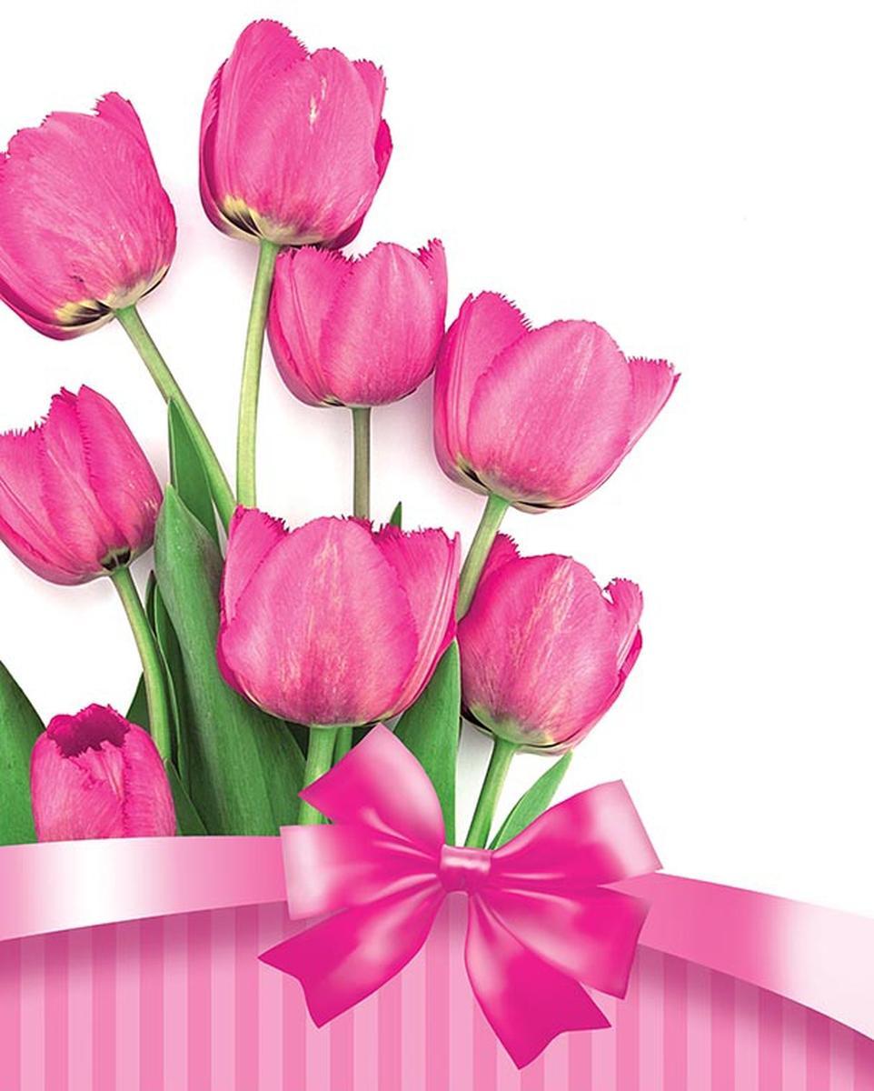"""Подарочный пакет Eureka """"Весенние цветы"""", изготовленный из плотной бумаги, станет незаменимым дополнением к выбранному подарку.  Дно изделия укреплено картоном, который позволяет сохранить форму пакета и исключает возможность деформации дна под тяжестью подарка.  Пакет украшен ярким цветочным рисунком.  Для удобной переноски имеются две текстильные ручки в виде шнурков.  Подарок, преподнесенный в оригинальной упаковке, всегда будет самым эффектным и запоминающимся. Окружите близких людей вниманием и заботой, вручив презент в нарядном, праздничном оформлении."""