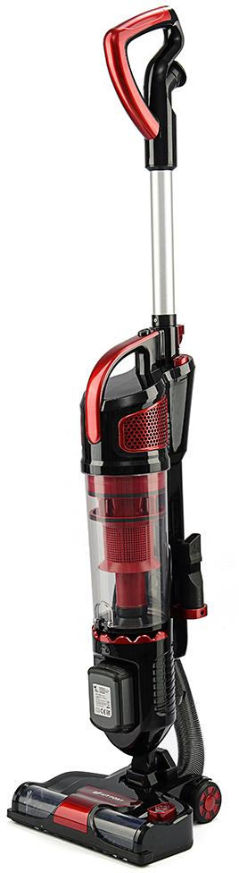 izmeritelplus.ru: Kitfort КТ-521-1, Red вертикальный пылесос
