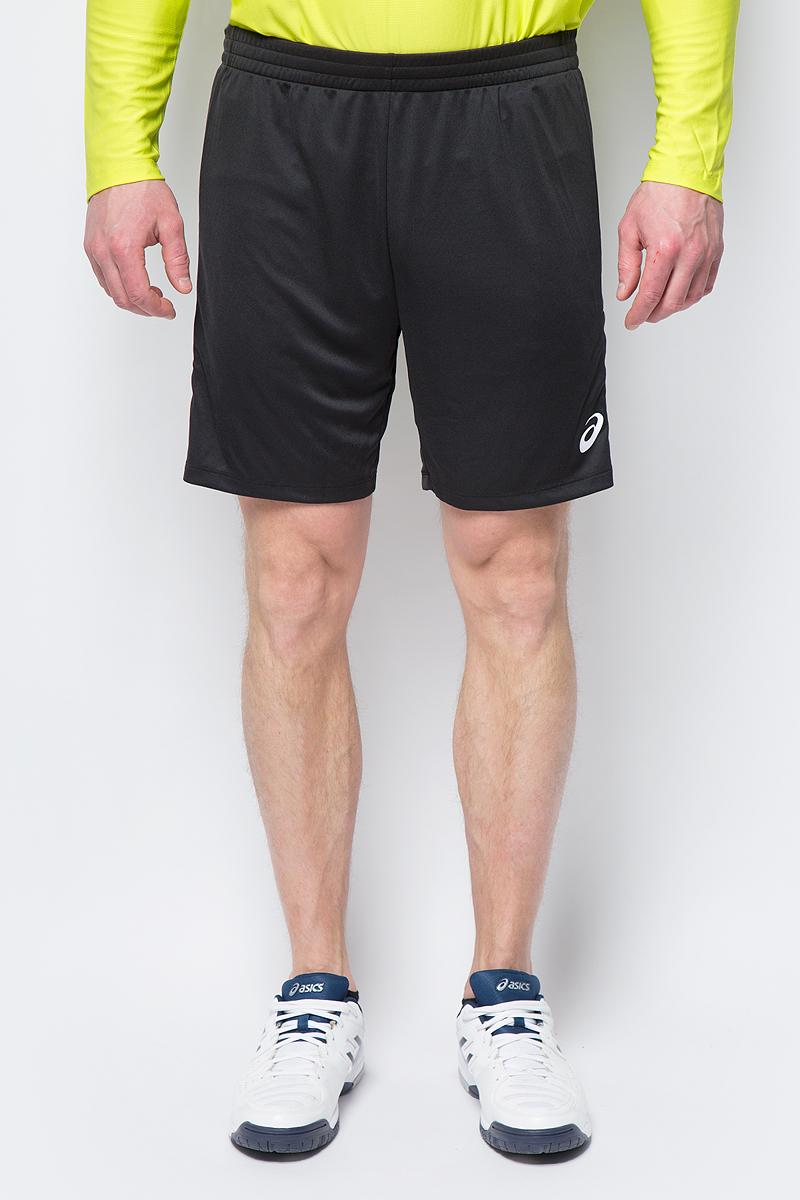 Шорты мужские Asics Short, цвет: черный. 155239-0904. Размер S (44) enjoi классические мужские шорты enjoi abort short navy