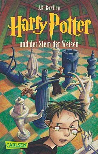 Harry Potter und der Stein der Weisen mario und der zauberer