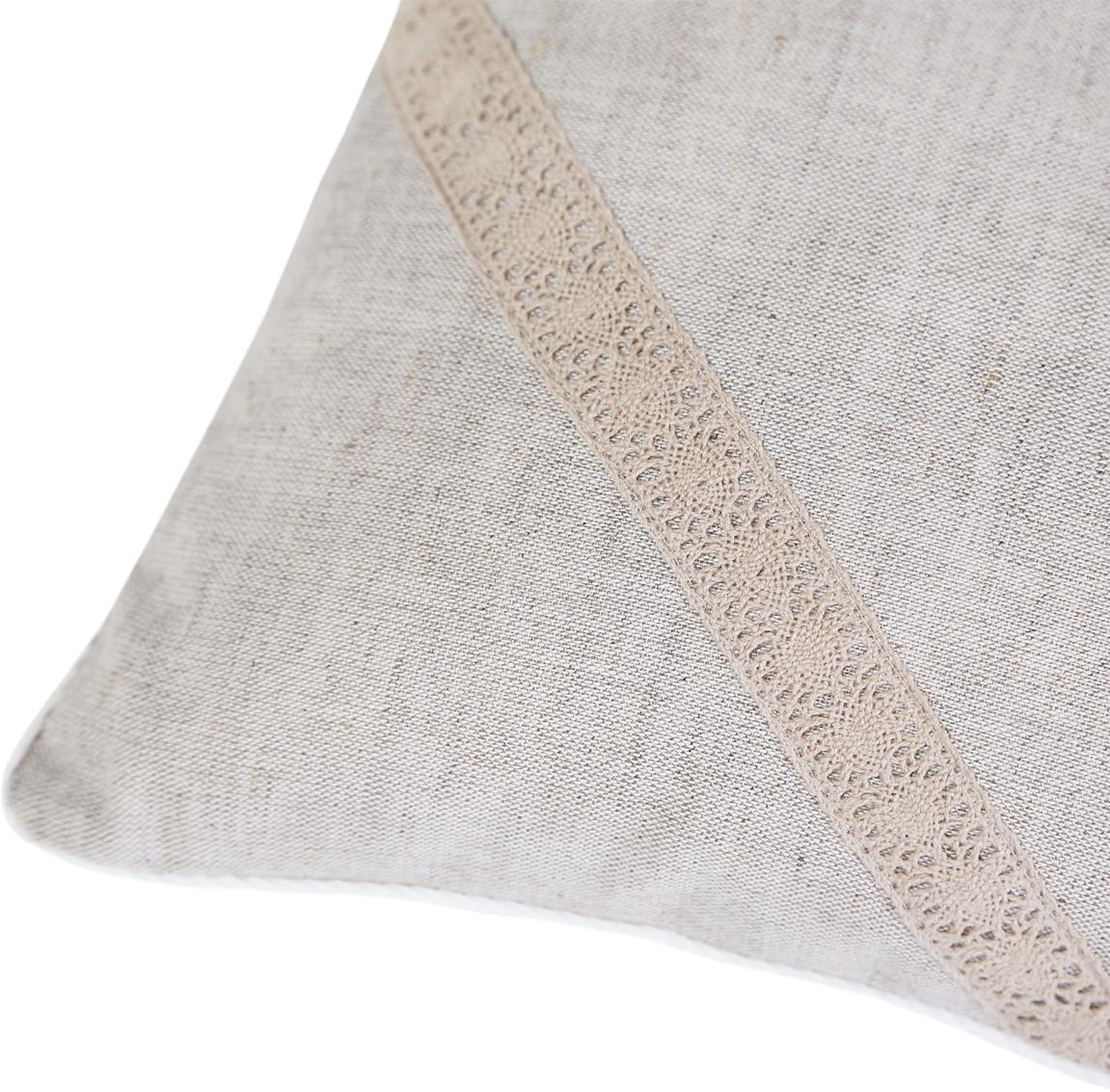 Подушка Bio-Textiles Кедровая магия, наполнитель: кедр, цвет: бежевый, 30 х 40 смKMN318