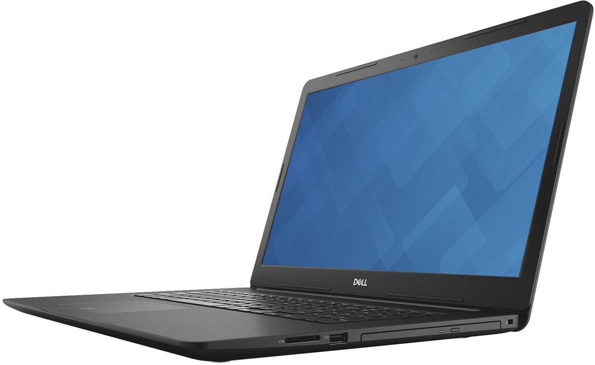 Dell Inspiron 5570-5433, Black5570-5433Ноутбук Dell Inspiron 5570 с диагональю 15,6 обеспечивает исключительное качество изображения, отличаетсяпотрясающим дизайном и оснащен целым рядом функций для полной свободы развлечений в любом месте.Предельная четкость. Оцените высочайшую четкость и детализацию изображения на несенсорном дисплее сдиагональю 15,6, разрешением Full HD и антибликовым покрытием.Безупречная потоковая передача. Технология SmartByte обеспечивает плавность и стабильность в играх и припотоковой передаче, чтобы вы не упустили ни одной секунды. Это сетевое решение предоставляет ключевымприложениям необходимую пропускную способность для оптимальной производительности.Слышать каждый звук. Технология Waves MaxxAudio Pro обеспечивает высочайшее качество передачи звука,поэтому вы сможете наслаждаться четким насыщенным звучанием при прослушивании концертов, просмотрефильмов и в играх.Максимальная производительность. Новейший процессор Intel Core 8-го поколения обеспечивает высокуюпроизводительность при компактных размерах.Благодаря увеличенной производительности, расширенной пропускной способности, невероятнойэнергоэффективности памяти DDR4 вы сразу же сможете работать с приложениями и одновременно выполнятьнесколько задач на профессиональном уровне.Мощная графическая подсистема. Оцените непревзойденную плавность изображения в играх, а такжеоптимальную дополнительную производительность для ежедневных задач благодаря опциональномувыделенному графическому адаптеру с памятью GDDR5 объемом до 4 Гбайт.Разъемы под любые задачи. Порт USB Type-C 3.1 обеспечивает удобное и быстрое подключение: он заряжаетустройство, подключается к сети Ethernet, а также поддерживает вывод аудио- и видеосигнала.Удобный оптический привод. Смотрите фильмы, играйте в игры, слушайте любимую музыку и записывайтерезервные копии на собственные диски с помощью опционального DVD-привода.Точные характеристики зависят от модели.Ноутбук сертифицирован EAC и имеет русифицированную клавиатуру и Руко