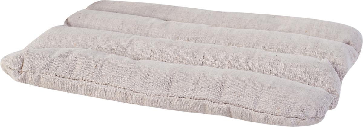 "Подушка Bio-Textiles ""Комфорт"", наполнитель: семена льна, 39 х 29 см"