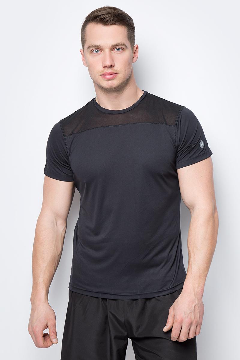 Шорты мужские Asics Base Layer Sprinter 7IN, цвет: черный. 153368-0904. Размер XXL (52)153368-0904Спортивные шорты от Asics выполнены из нейлона с добавлением спандекса. Модель с эластичной резинкой на талии.