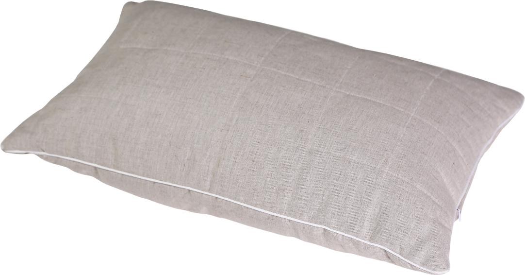 Подушка Bio-Textiles Полезный сон, наполнитель: лузга гречихи, 70 х 70 смPS776Формовая подушка из гречихи Bio-Textiles сочетает в себе отменные качественныепоказатели. Подушка выполнена из плотного материала, что позволяет долгоэксплуатировать подушку. Лузга гречихи- экологически чистый материалнатурального, растительного происхождения, представляет собой полые чешуйкигречишных зерен в форме пирамиды, которые обладают эффектом массажа. Онисоздают комфортную опору и оптимальные условия для отдыха всего организма,способствуют улучшению кровообращения и снимают напряжение с мышц.