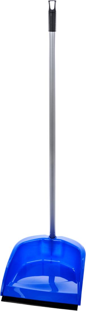 Совок Vivian, с длинной ручкой, цвет: синийVI334/NFTM Vivian - это вполне добротный итальянский пластик для уборки на каждый день. Безопасное сырье, качественное литье и эргономичный, эстетически приятный внешний вид характеризуют уважительное отношение итальянского производителя к конечному потребителю, будь он итальянцем или россиянином.Ведра с отжимом и без и швабры с тростями и без - ассортимент TM Vivian, предлагаемый российскому рынку товаров для уборки дома. Хлопок, вискоза и микрофибра - традиционные варианты для мытья полов любых типов. Хорошо, когда есть из чего выбирать!