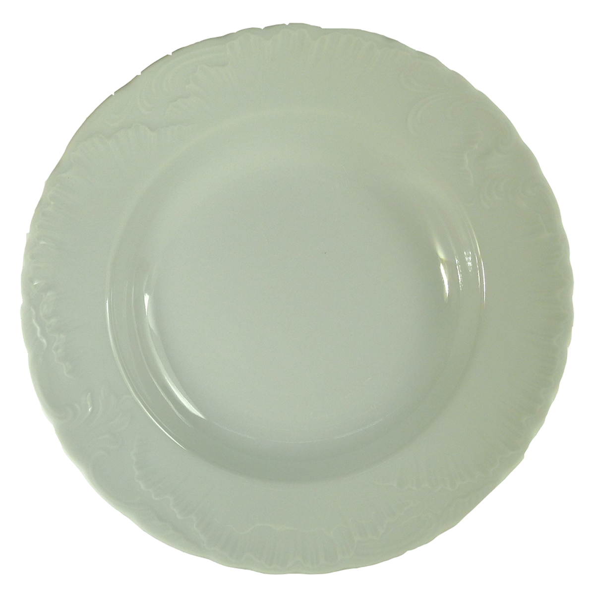 """Тарелка суповая Cmielow серии """"Rococo"""" - одна из старейших форм, производимых десятилетиями заводом """"Cmielow"""". Это пример """"исторической актуальности"""" заложенной в элегантную форму. Суповые тарелки 22,5 см. изготовлены из высококачественного польского фарфора."""